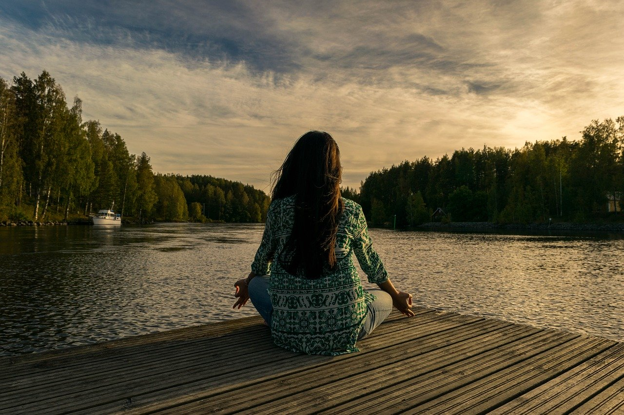 Méditation.
